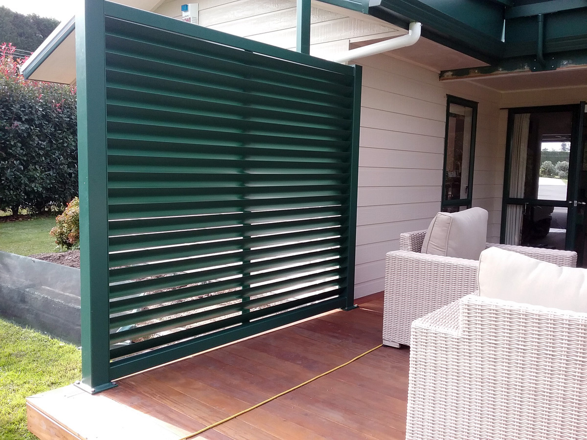 Louvres & Outdoor Accessories