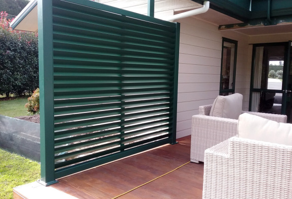 Louvres and Outdoor Accessories
